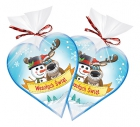 Christmas heart 90 g