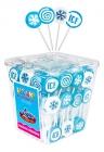 Lizaki deseniowe 8g- Ice Mint