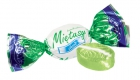 Mint flavour candies