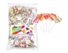 Rainbow lollipops 8g